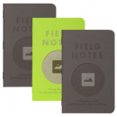 Vignette Memo Book 3-pack