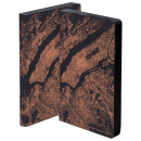Notesbog Graphic Traveller - Nightflight NYC Copper