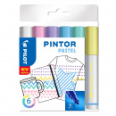 Pintor Medium 6-pack Pastel
